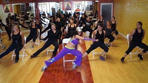 swing zumba zumba con sol en maya room dance studio swing con sillas