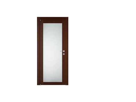 porte barausse prezzi porta vetrata a battente in legno wenge barausse