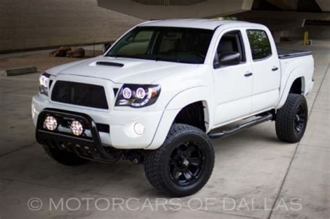 Toyota Tacoma 3 Inch Lift Find Used 2007 Toyota Tacoma 4x4 Fabtech 3 Inch Lift Bed