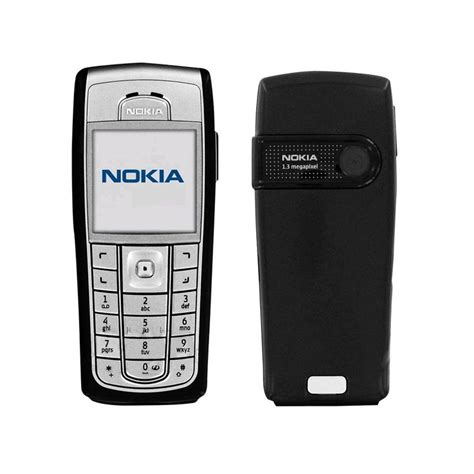 nokia 6230i mobile phone in black sim free unlocked buy a classic with this 6230i you will