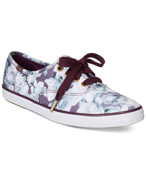 floral sneaker keds s limited edition chion floral