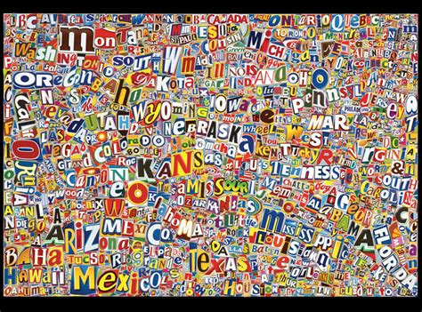 map of usa jigsaw puzzle map of the usa jigsaw puzzle puzzlewarehouse