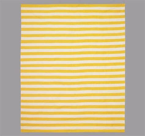 yellow stripe rug draper stripe rug