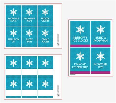 printable frozen labels free frozen food labels free printables car interior design