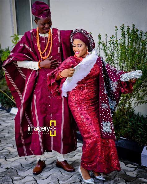 latest yoruba style yoruba brides who slayed at their traditional wedding