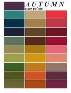 fall color palette the world s catalog of ideas