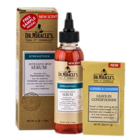 dr miracle hair dr miracle s leave in conditioner sleekshop com