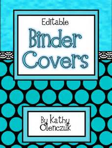 17 best images about binder covers spines and labels on