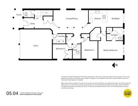 3 Bedroom Bungalow Floor Plans by 3 Bedroom Bungalow Floor Plans