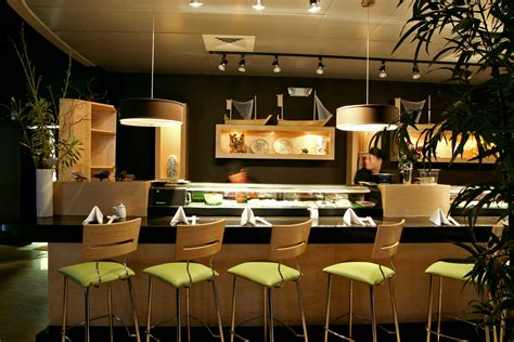 interior design for bars sushi restaurant design home design