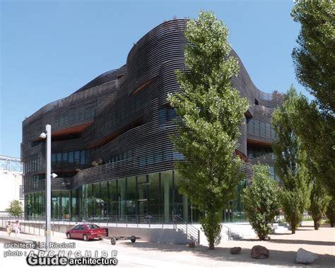 Pavillon 52 Lyon by Rudy Ricciotti Archiguide
