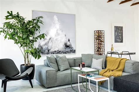 nordic influence posh bachelor pad moves away from