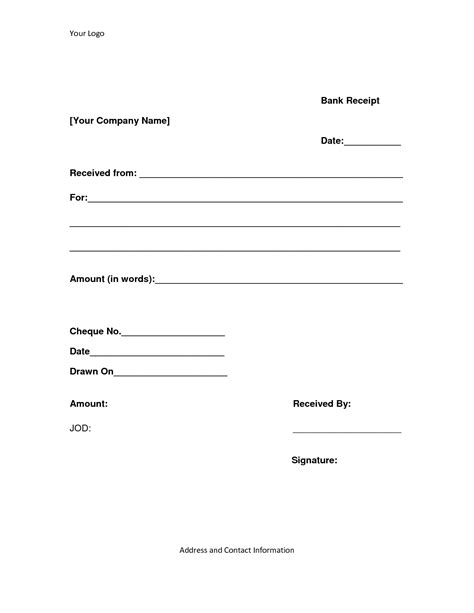 receipt template paid receipt of payment template helloalive