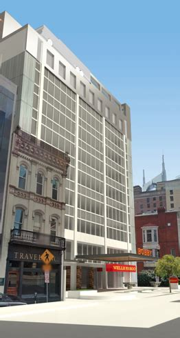 the bobby hotel, remodel of wells fargo plaza, 9 stories
