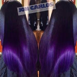 weave hairstyles with purple tips best 25 purple weave hair ideas only on pinterest long