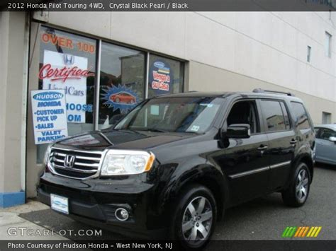 2012 honda pilot touring for sale black pearl 2012 honda pilot touring 4wd black