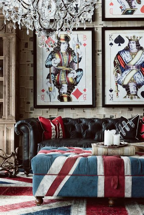 Jacks Room Chesterfield Sofa Iconic Furniture Tufted