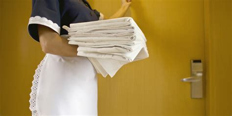 house keeping most americans admit they don t tip hotel housekeepers