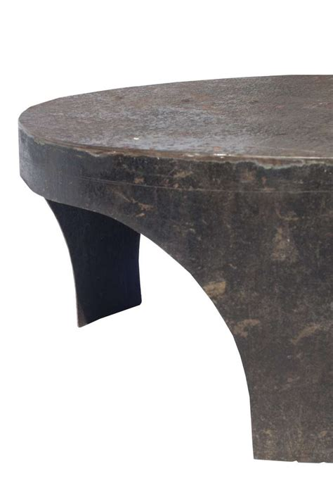 Industrial Style Coffee Tables Industrial Style Coffee Table At 1stdibs