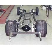 Frame Chassis 1947 To 1955 1st Ser Chevy Truck Hot Street Rod