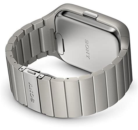 sony mobile smartwatch sony mobile swr50 smartwatch 3 mit fitness funktionen