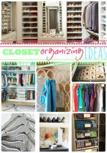 Organize My Closet Ideas by Closet Organizing Ideas So That You Can Find The One