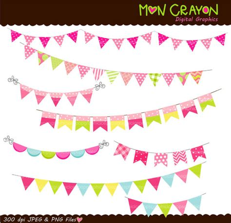 Sale Bunting Flag Hbd Colorful items similar to 50 sale bunting clip printable flags colourful bunting and flags 1