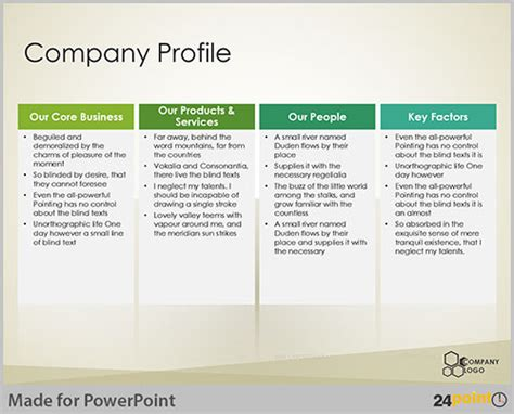 free company profile template powerpoint best selling powerpoint templates for business presentations