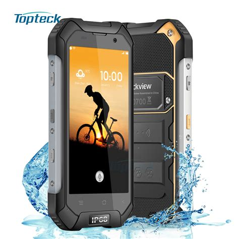 Blackview Bv6000s Waterproof Android 6 0 Octa 4g Lte 2gb Ram 16 D blackview bv6000s 4g nfc waterproof shockproof smartphone android 6 0 mtk6737t