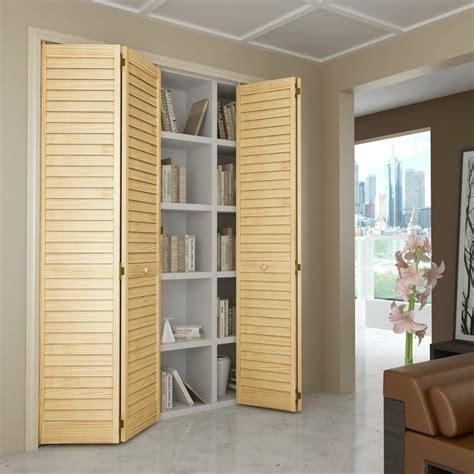 Wooden Shutters Interior Home Depot by Porte Persienne Une D 233 Coration Pratique Pour Votre Int 233 Rieur