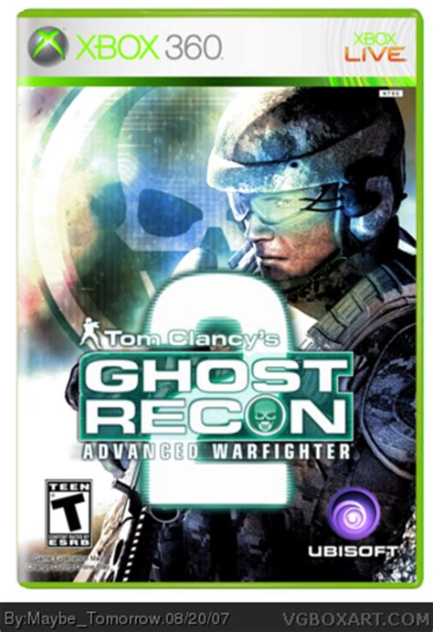 tom clancy's ghost recon: advanced warfighter 2 xbox 360