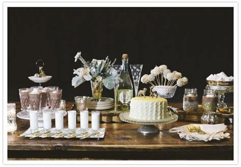 dessert for new year new year s dessert table inspiration