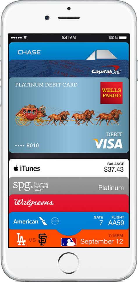 Redeem Apple Gift Card Passbook - use passbook in ios apple support