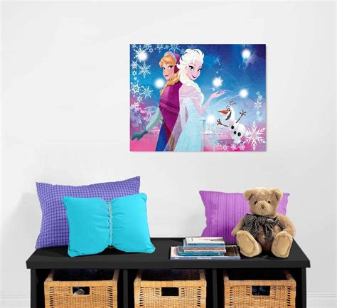 frozen home decor 3d frozen wall stickers kid s room