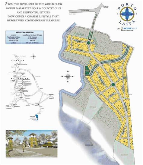 map of resort in laiya batangas porto laiya may 2011
