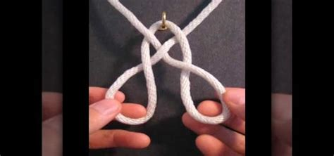 Ornamental Knotting And Weaving Of Thread - how to tie the basket weave decorative knot 171 sewing
