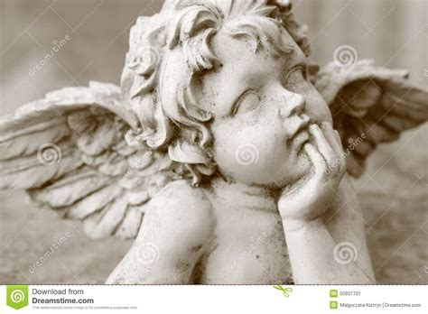 cherub stock image image of holiday figurine christian