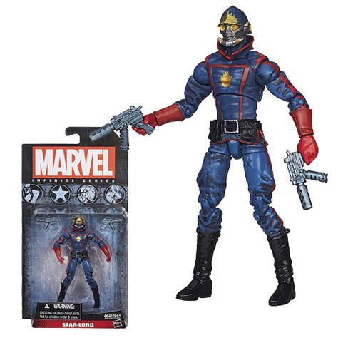 Lord Guardians Of The Galaxy Hasbro Titan Starlord marvel infinite series lord 3 3 4 inch figure
