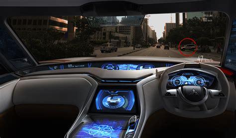 G C Interiors by 2013 Mitsubishi Concept Gc Phev Concepts