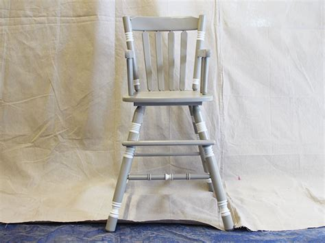 How To Make Chairs - a high style diy high chair how tos diy