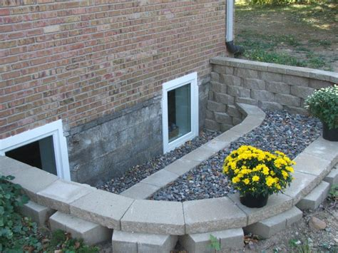 Basement Window Well Basement Egress Top Basement Egress With Basement Egress