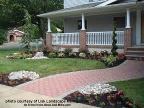 I Have A Bench Warrant Easy Landscaping Ideas Landscape Design Ideas Porch