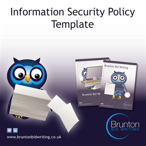 Information Security Policy Template For Recruitment Agencies Offices Data Security Template
