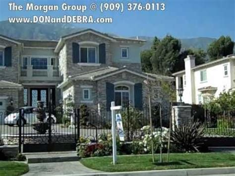 home by morgan design group sold toll brothers 9616 norbrook drive rancho cucamonga