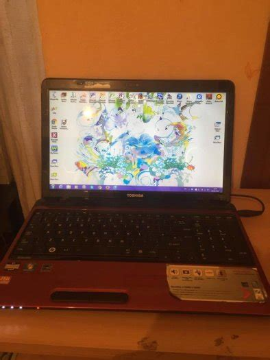 laptop toshiba satellite l750d free windows 10 upgrade for sale in lobinstown meath from