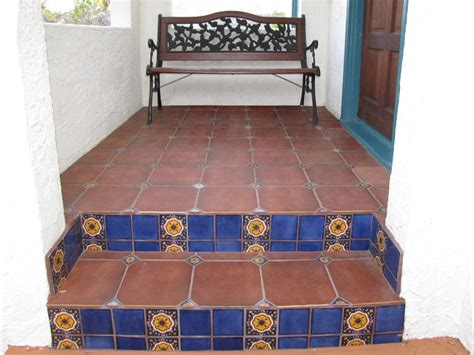 mexican tile flooring alyssamyers