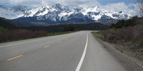 san juan mountain skyway colorado san juan skyway national scenic byway scenic drive from