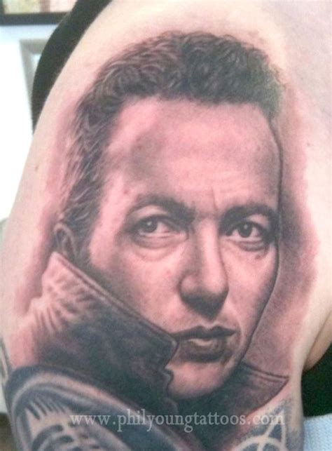joe tattoo joe strummer www pixshark images galleries