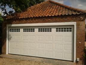 Two Door Garage Two Doors Or One Is It Worth Converting To A Double