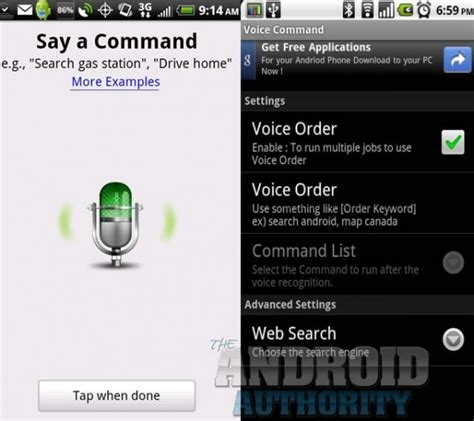 android voice commands top 5 reasons why android is still better than apple s ios 5 android authority